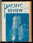 Pacific Review May 1940 (Commencement Issue)