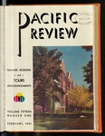 Pacific Review Feburary 1941