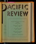 Pacific Review May 1942 by Pacific Alumni Association