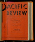 Pacific Review October 1942 by Pacific Alumni Association