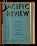 Pacific Review December 1942 by Pacific Alumni Association