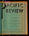 Pacific Review Feburary 1943 by Pacific Alumni Association
