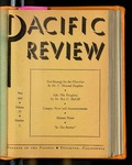 Pacific Review May 1943 by Pacific Alumni Association