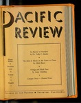 Pacific Review December 1943 by Pacific Alumni Association