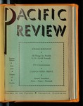 Pacific Review June 1944 by Pacific Alumni Association