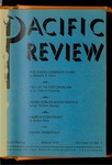 Pacific Review March 1945 by Pacific Alumni Association