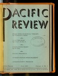Pacific Review June 1945 by Pacific Alumni Association