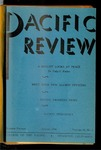 Pacific Review Agust 1946 by Pacific Alumni Association
