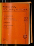 Pacific Review May 1947 (Bulletin of the College of the Pacific) by Pacific Alumni Association