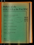 Pacific Review May 1948 (Bulletin of the College of the Pacific) by Pacific Alumni Association