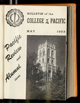 Pacific Review May 1953  (Bulletin of the College of the Pacific)