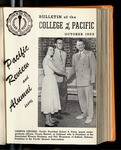 Pacific Review October 1953 (Bulletin of the College of the Pacific)