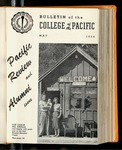 Pacific Review May 1954  (Bulletin of the College of the Pacific)