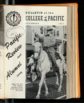 Pacific Review December 1954 (Bulletin of the College of the Pacific)