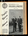 Pacific Review May 1955  (Bulletin of the College of the Pacific)