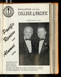 Pacific Review  February 1957 (Bulletin of the College of the Pacific)
