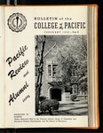 Pacific Review February 1958 Part II (Bulletin of the College of the Pacific)