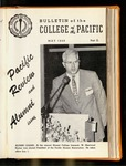 Pacific Review May 1958 Part II (Bulletin of the College of the Pacific)