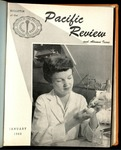 Pacific Review January 1960 (Bulletin of the College of the Pacific)
