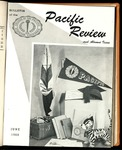 Pacific Review June 1960 (Bulletin of the College of the Pacific)