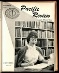 Pacific Review November 1960 (Bulletin of the College of the Pacific) by Pacific Alumni Association