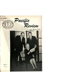 Pacific Review May 1961 (Bulletin of the University of the Pacific) by Pacific Alumni Association