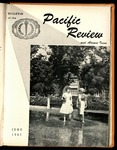 Pacific Review June 1961 (Bulletin of the University of the Pacific) by Pacific Alumni Association