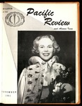 Pacific Review November 1961 (Bulletin of the University of the Pacific)