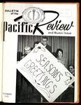 Pacific Review December 1961 (Bulletin of the University of the Pacific)