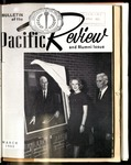 Pacific Review March 1962 (Bulletin of the College of the Pacific)
