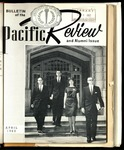 Pacific Review April 1962 (Bulletin of the University of the Pacific)