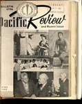 Pacific Review June 1962 (Bulletin of the University of the Pacific)