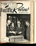 Pacific Review October 1962 (Bulletin of the University of the Pacific) by Pacific Alumni Association