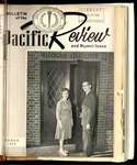 Pacific Review March 1963 (Bulletin of the University of the Pacific)
