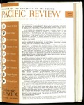 Pacific Review April 1964 (Bulletin of the University of the Pacific)