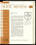 Pacific Review January 1965 (Bulletin of the University of the Pacific) by Pacific Alumni Association