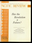Pacific Review Winter 1965-66 (Bulletin of the University of the Pacific) by Pacific Alumni Association