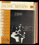 Pacific Review Spring 1966 (Bulletin of the University of the Pacific) by Pacific Alumni Association