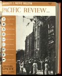 Pacific Review Summer 1966 (University of the Pacific Bulletin) by Pacific Alumni Association