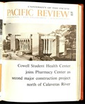 Pacific Review Fall 1967