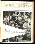 Pacific Review Spring 1968 by Pacific Alumni Association