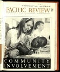 Pacific Review Spring 1969 by Pacific Alumni Association
