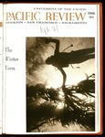 Pacific Review Spring 1971 by Pacific Alumni Association