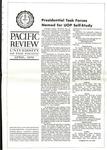 Pacific Review April 1972 by Pacific Alumni Association