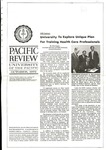 Pacific Review October 1972 by Pacific Alumni Association
