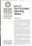 Pacific Review November 1972