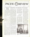 Pacific Review February 1975 by Pacific Alumni Association