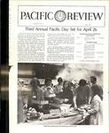 Pacific Review April 1975