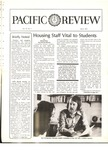 Pacific Review March 1976 by Pacific Alumni Association