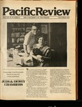 Pacific Review December 1978 by Pacific Alumni Association